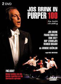 Cover Jos Brink in Purper - Purper 100 [DVD]